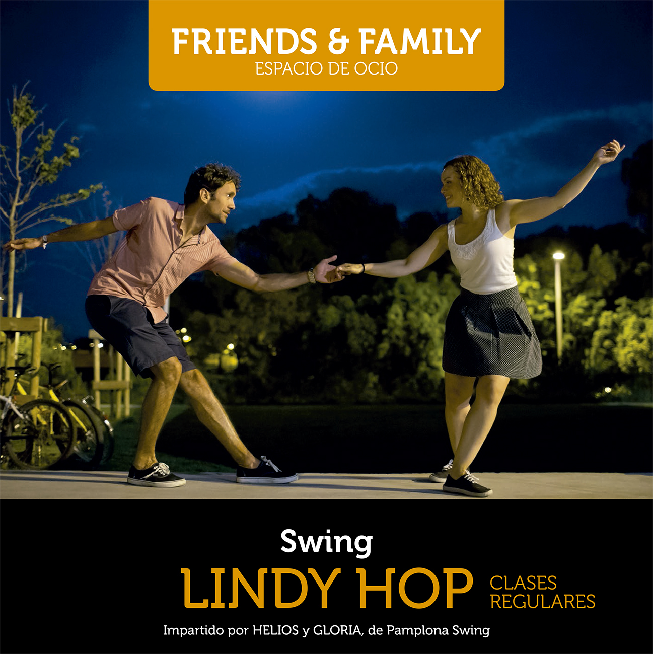 curso lindy hop swing