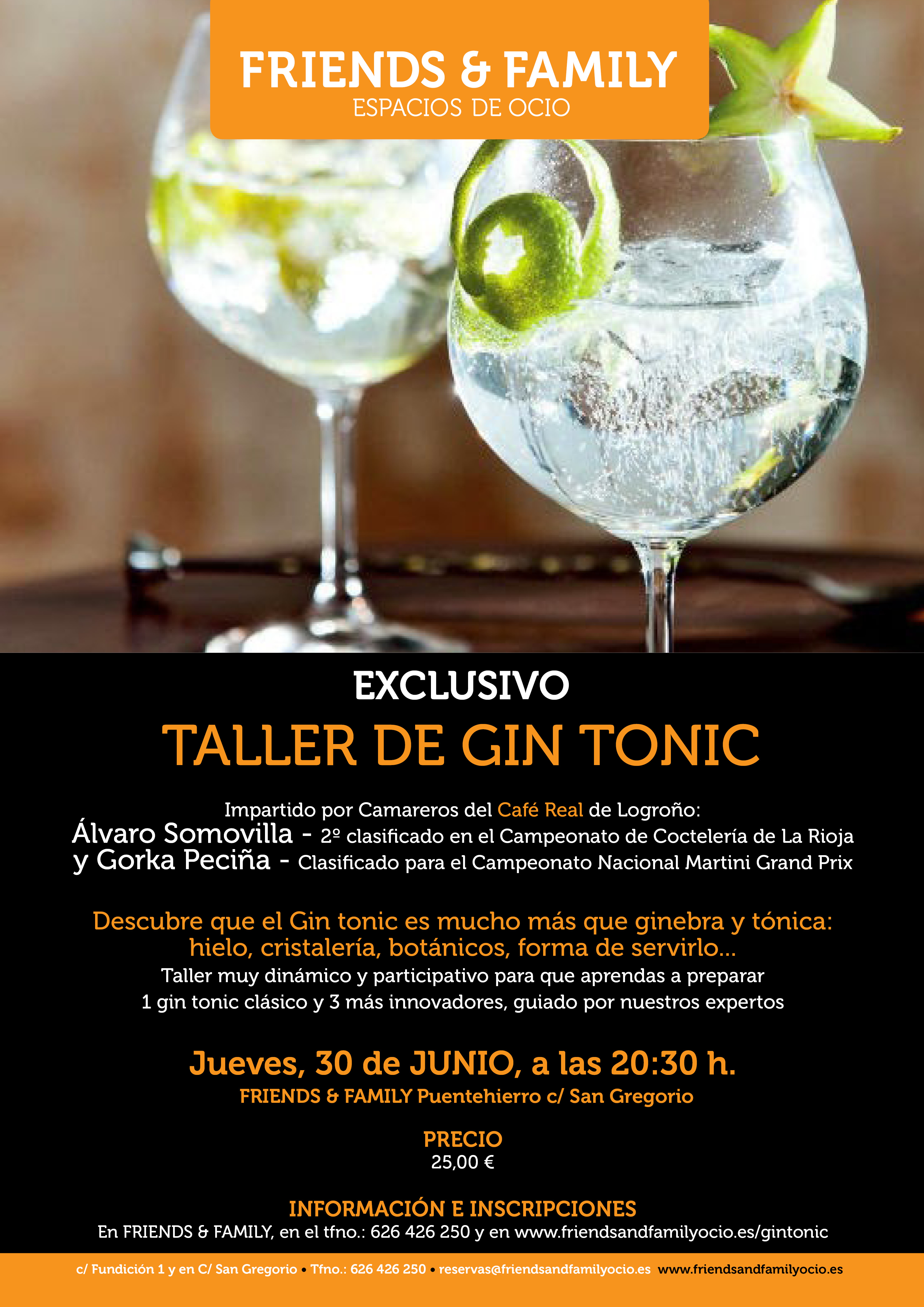 taller gintonic