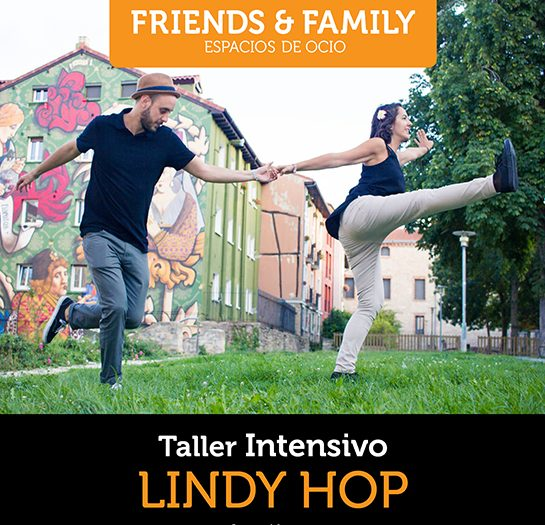 intensivos fin de curso lindy hop leader y follower jazz steps