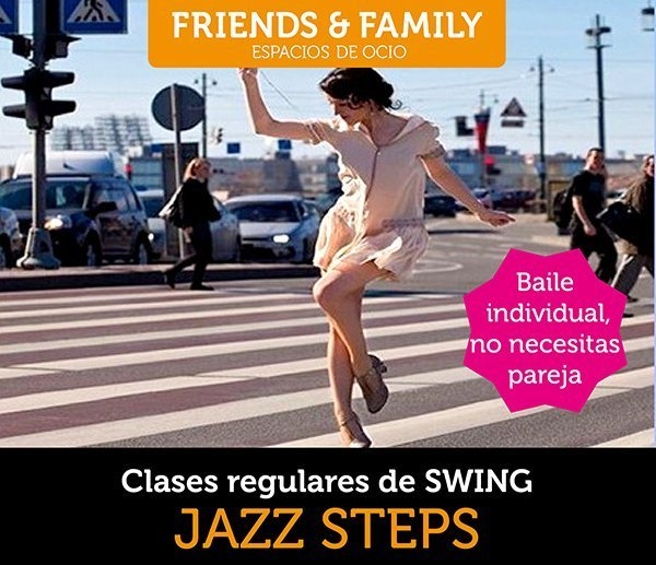 Jazz Steps -Clases regulares